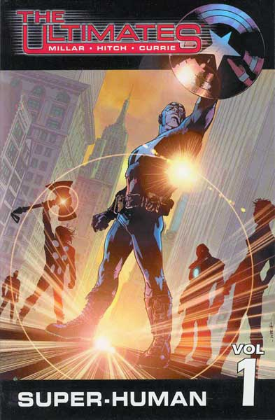 Image: Ultimates Vol. 01 SC  - Marvel Comics