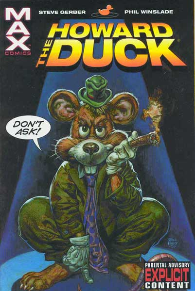 Image: Howard the Duck SC  - Marvel Comics