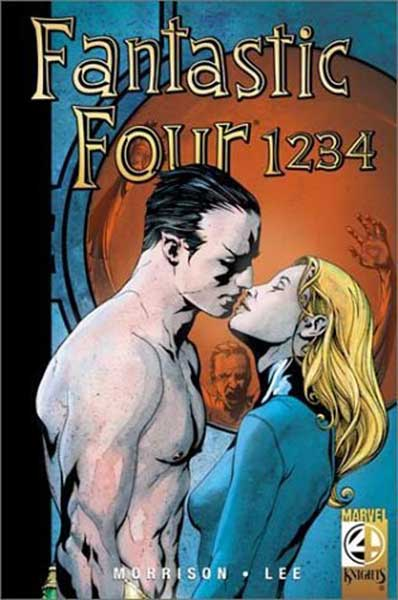 Image: Fantastic Four: 1-2-3-4 SC  - Marvel Comics