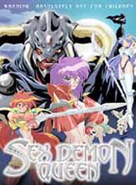 Sex Demon Queen 92