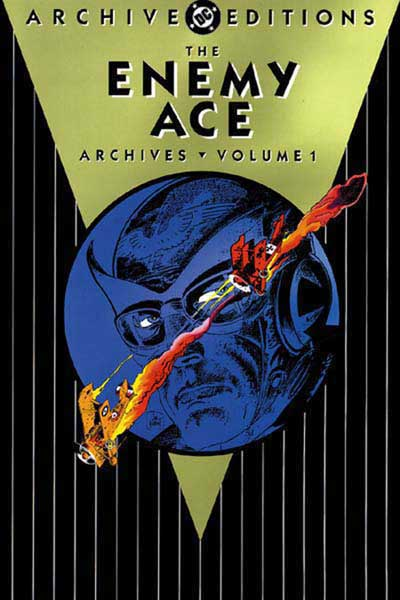 Image: Enemy Ace Archives Vol. 01 HC  - DC Comics