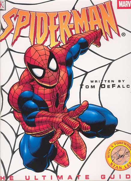 Image: Spider-Man: The Ultimate Guide HC  - Marvel Comics
