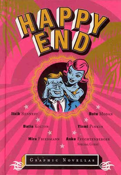 Image: Happy End HC  - Top Shelf Productions