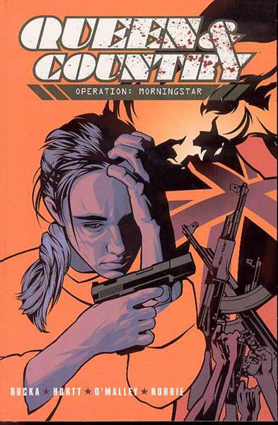 Image: Queen & Country Vol. 02: Morning Star SC  - Oni Press Inc.
