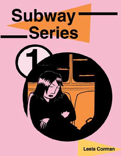 Image: Subway Series SC  - Alternative Comics