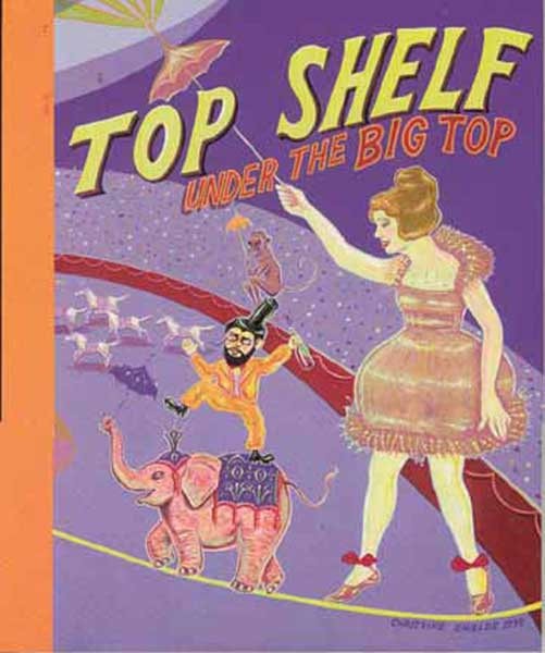 Image: Top Shelf: Under the Big Top SC  - Top Shelf Productions