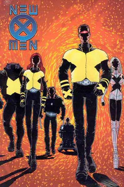 Image: New X-Men Vol. 1 HC  - Marvel Comics