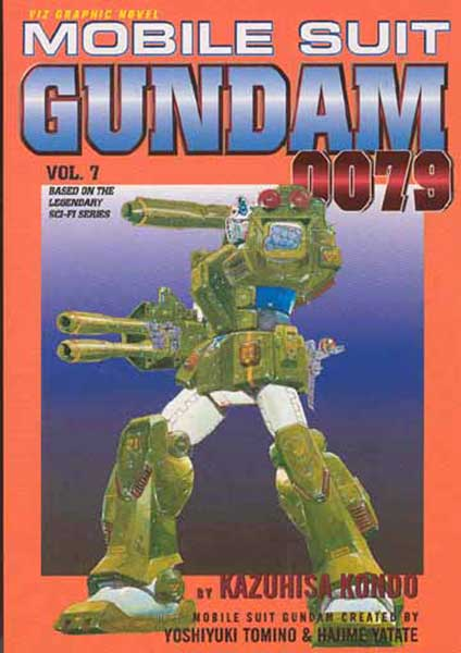 Image: Mobile Suit Gundam 0079 Vol. 7 SC  - Viz Media LLC