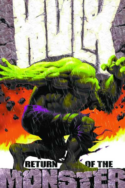 Image: Incredible Hulk Vol. 01 HC  - Marvel Comics