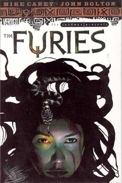 Image: Sandman Presents: The Furies HC  - DC Comics