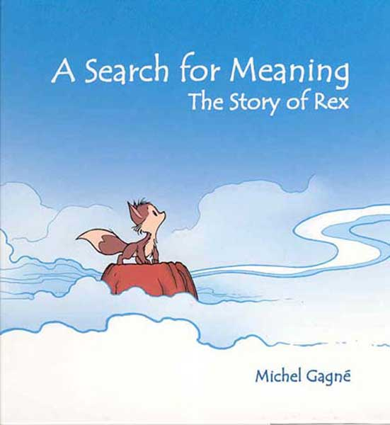 Image: (obs) Search For Meaning: The Story of Rex HC  -
