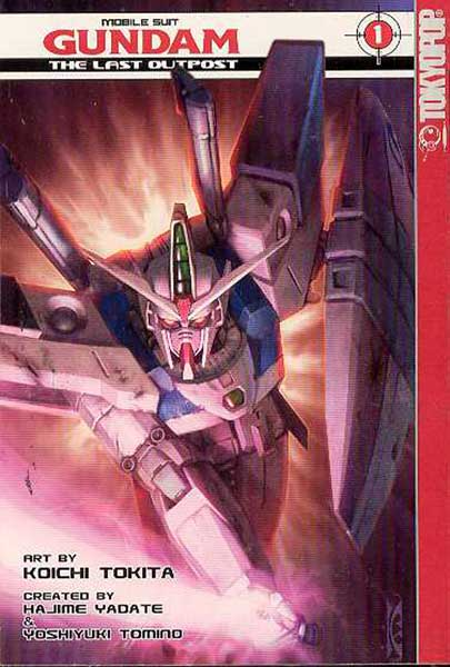 Image: Gundam Wing: Last Outpost Vol. 1 SC  - Tokyopop