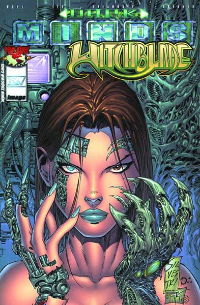 Image: Darkminds / Witchblade Special  - Image Comics