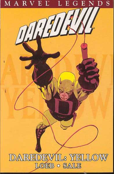 Image: Daredevil Legends Vol. 1: Daredevil Yellow SC  - Marvel Comics