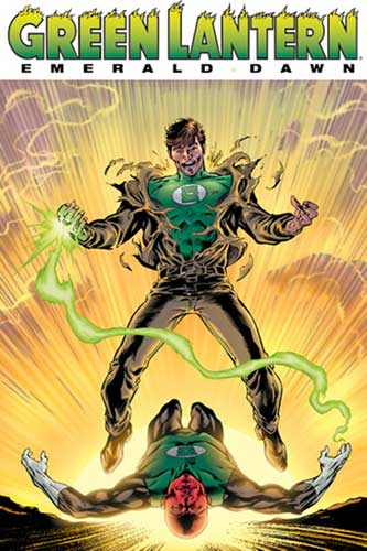 Image: Green Lantern: Emerald Dawn SC  - DC Comics