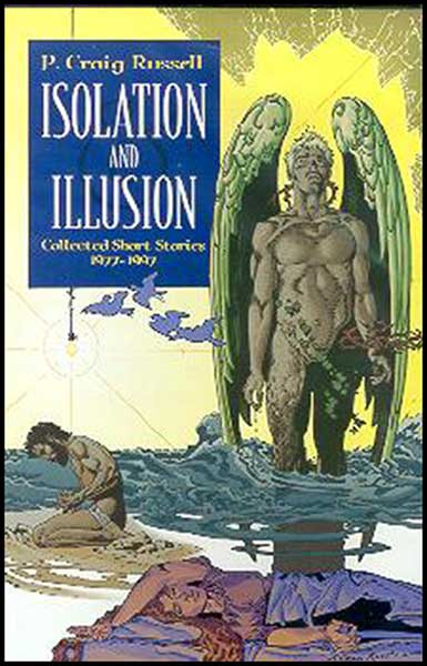 Image: Isolation & Illusion: Collected Short Stories of P. Craig Russell SC  - Dark Horse Comics