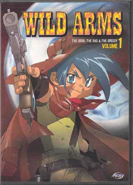 Image: Wild Arms Vol. 1 DVD  -