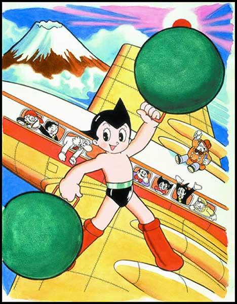 Image: Astro Boy Vol. 11 SC  - Dark Horse Comics