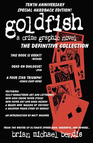 Image: Goldfish Tenth Anniversary Edition HC  - Image Comics