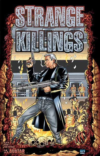 Image: Warren Ellis' Strange Killings SC  - Avatar Press Inc