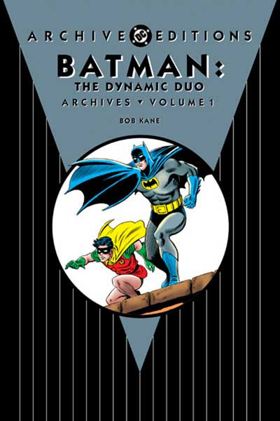 Image: Batman: Dynamic Duo Archives Vol. 01 HC  - DC Comics