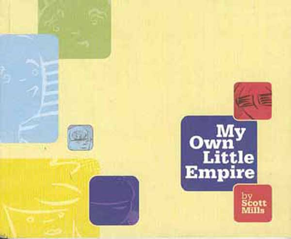 Image: My Own Little Empire SC  - Adhouse Books