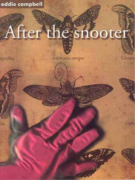 Image: After the Snooter SC  - Eddie Campbell Comics