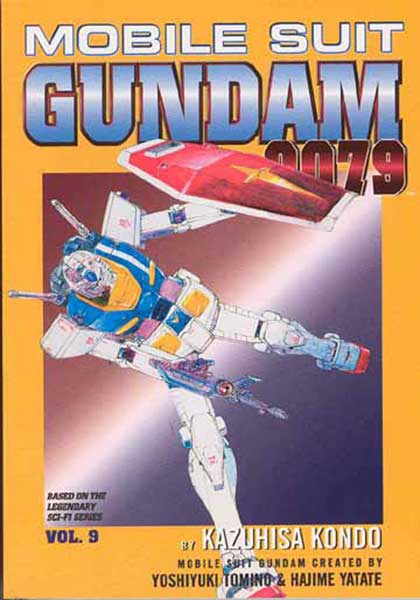 Image: Mobile Suit Gundam 0079 Vol. 9 SC  - Viz Media LLC