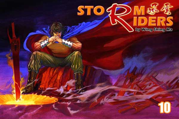 Image: Storm Riders Vol. 10 SC  - DR Master Publications Inc