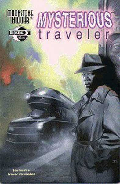 Image: Moonstone Noir: Mysterious Traveler  - Moonstone