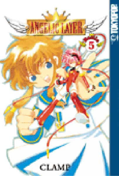 Image: Angelic Layer Vol. 05 SC  - Tokyopop