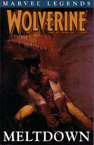 Image: Wolverine Legends Vol. 02: Meltdown SC