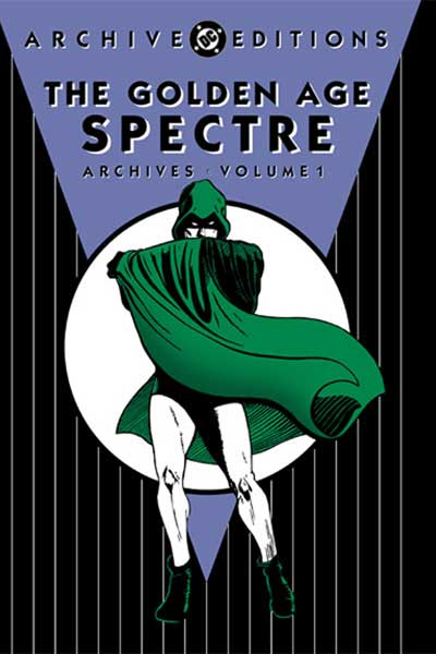 Image: Golden Age Spectre Archives Vol. 01 HC  - DC Comics