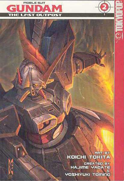 Image: Gundam Wing: Last Outpost Vol. 02 SC  - Tokyopop