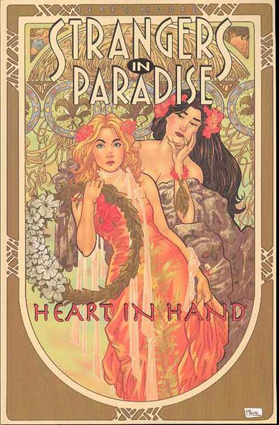 Image: Strangers in Paradise Vol. 12: Heart in Hand SC  - Abstract Studios