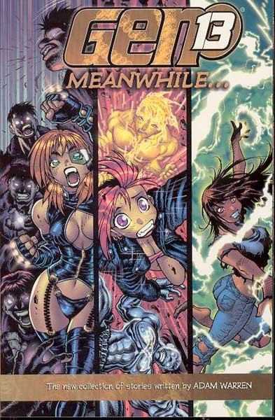 Image: Gen13: Meanwhile... SC  - DC Comics