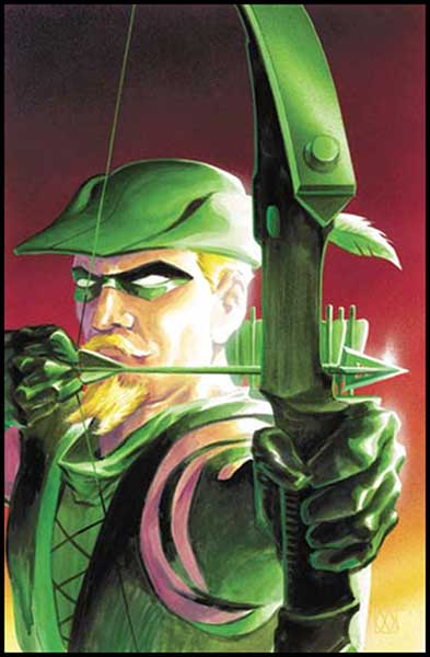 Image: Green Arrow: Quiver SC  - DC Comics