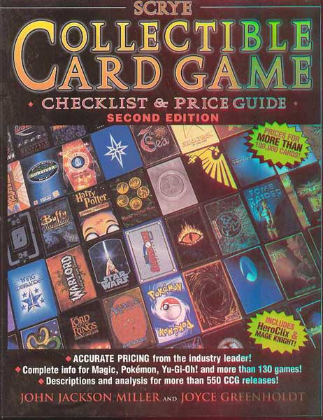 Image: Scrye CCG Checklist and Price Guide  (2nd edition) SC -