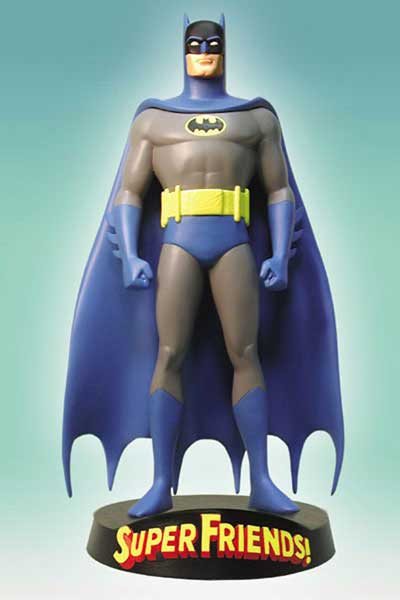 Image: Super Friends! Maquette: Batman  -