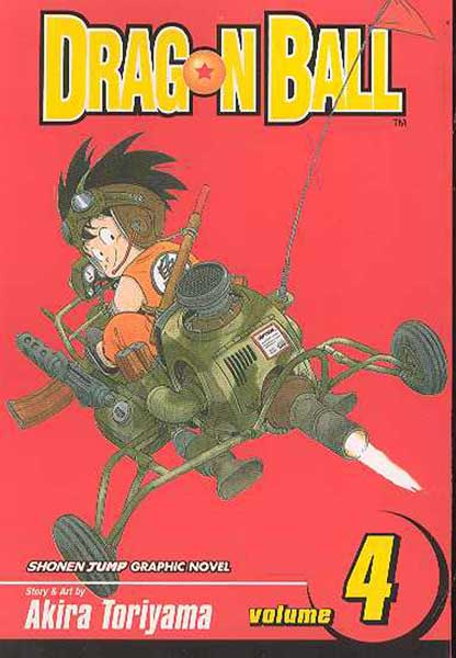 Image: Dragonball Vol. 04 SC  - Viz Media LLC