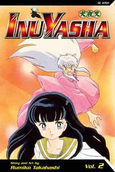 Image: Inuyasha Vol. 02 SC  - Viz Media LLC