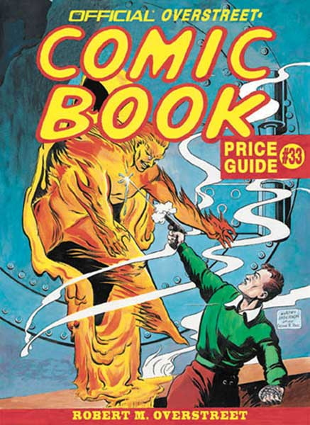 Image: Overstreet Comic Book Price Guide Vol. 33: Marvel Comics #1 SC  - Gemstone Publishing