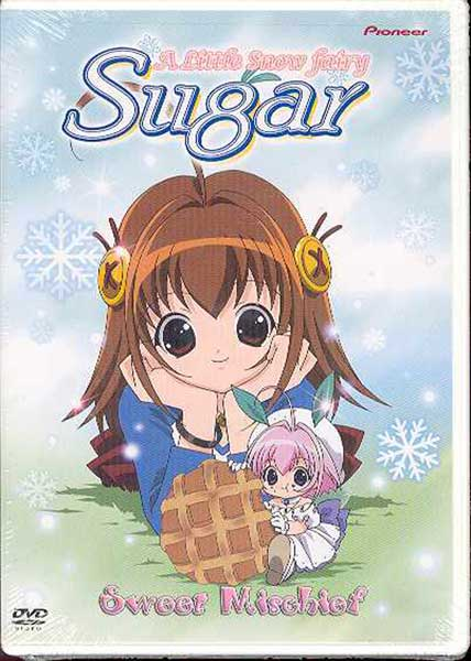 Image: Sugar Vol. 1 DVD  -
