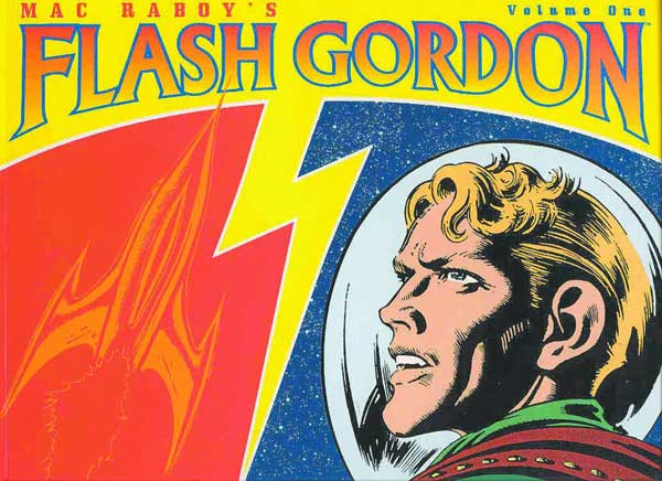 Image: Mac Raboy's Flash Gordon Vol. 01 SC  - Dark Horse Comics