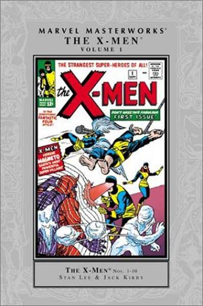 Image: Marvel Masterworks: X-Men Vol. 01 HC  - Marvel Comics