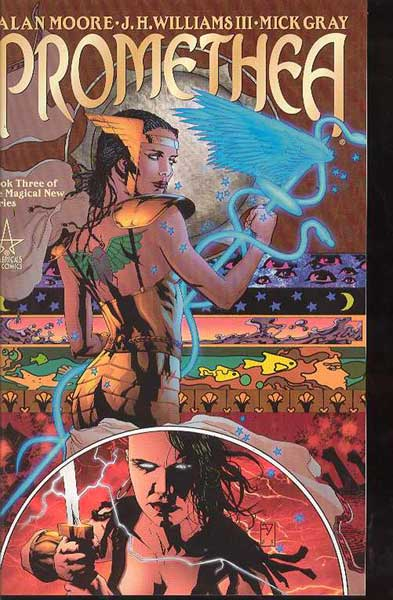 Image: Promethea Book 03 SC  - DC Comics