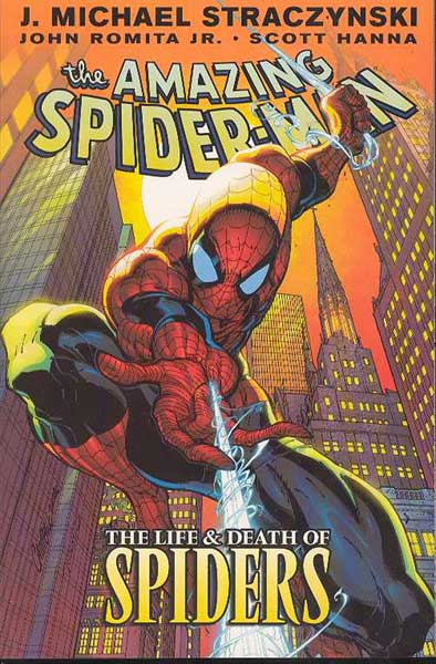 Image: Amazing Spider-Man Vol. 04: The Life & Death of Spiders SC  - Marvel Comics