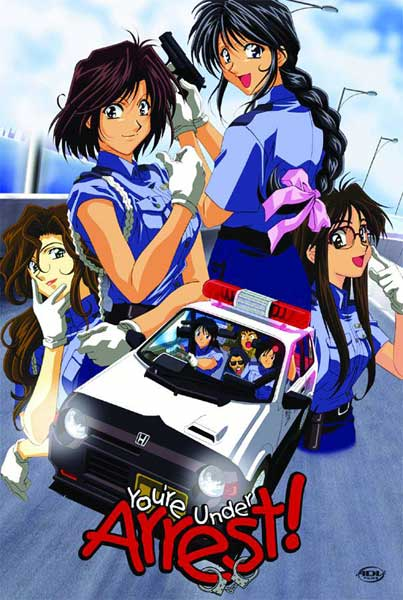 Image: You're Under Arrest Vol. 1: Mini-Specials DVD  -