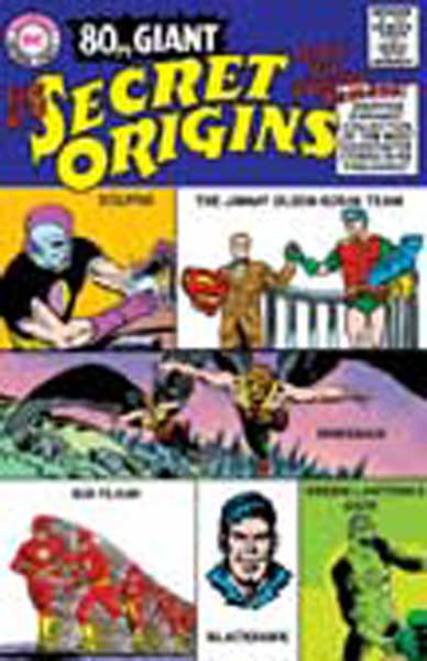 Image: Even More Secret Origins 80-Page Giant  - DC Comics