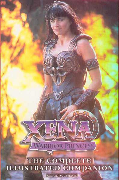 Image: Xena: The Complete Illustrated Companion SC  -